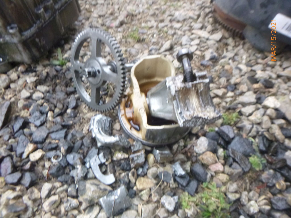 Murraymountain's Lawn Tractor Repairs 2021/2022 Season P1160049