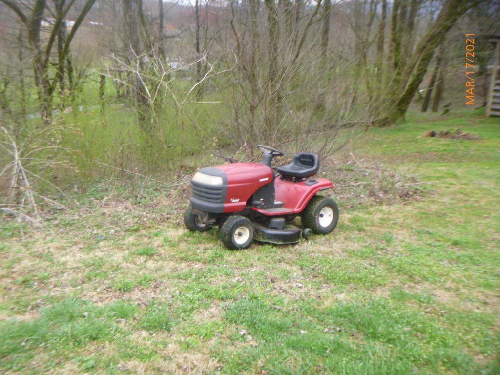 Murraymountain's Lawn Tractor Repairs 2021/2022 Season P1160110