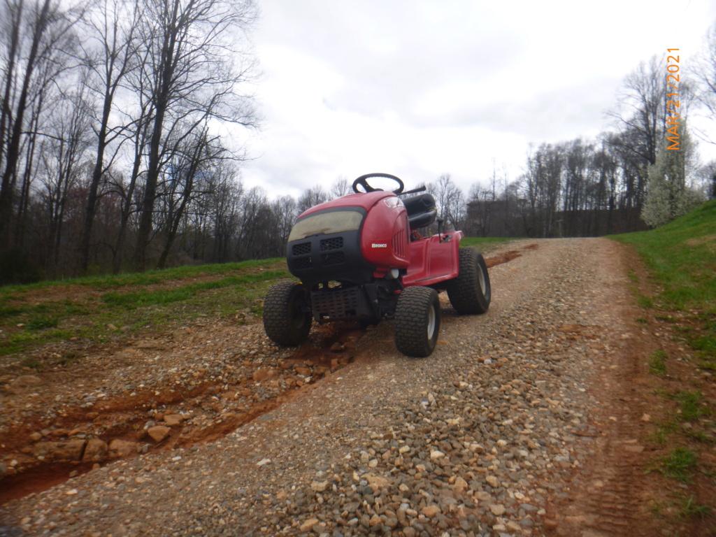 Murraymountain's Lawn Tractor Repairs 2021/2022 Season P1160114