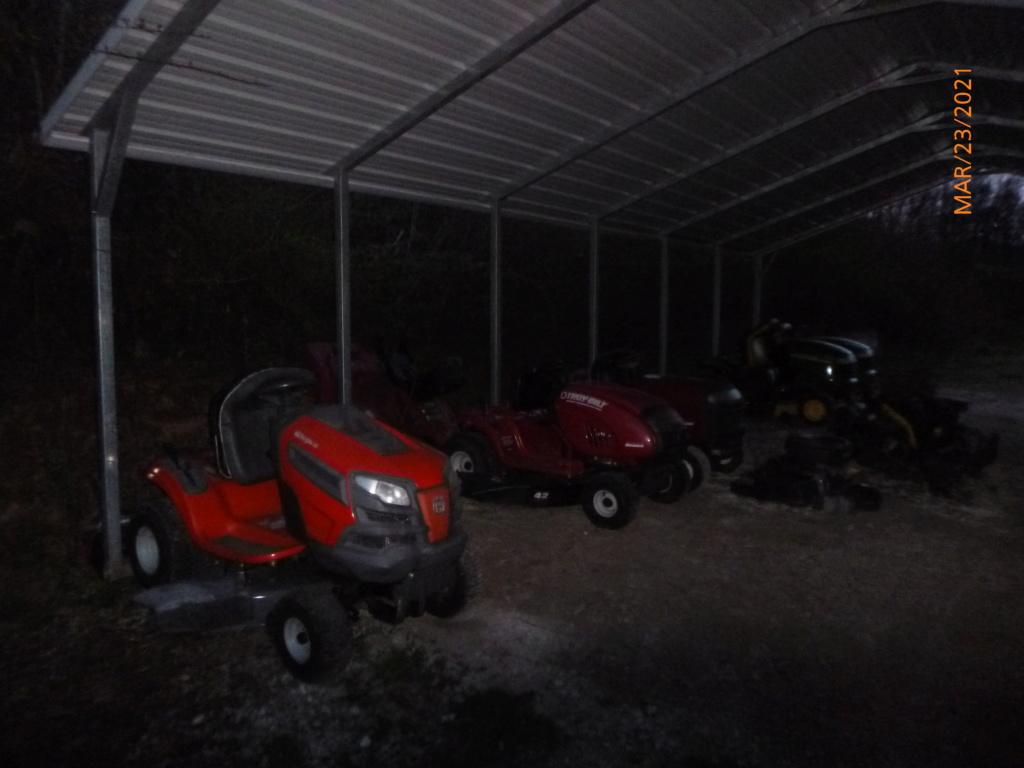 Murraymountain's Lawn Tractor Repairs 2021/2022 Season P1160115