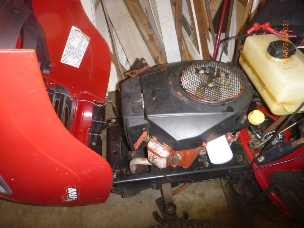 Murraymountain's Lawn Tractor Repairs 2021/2022 Season P1160124