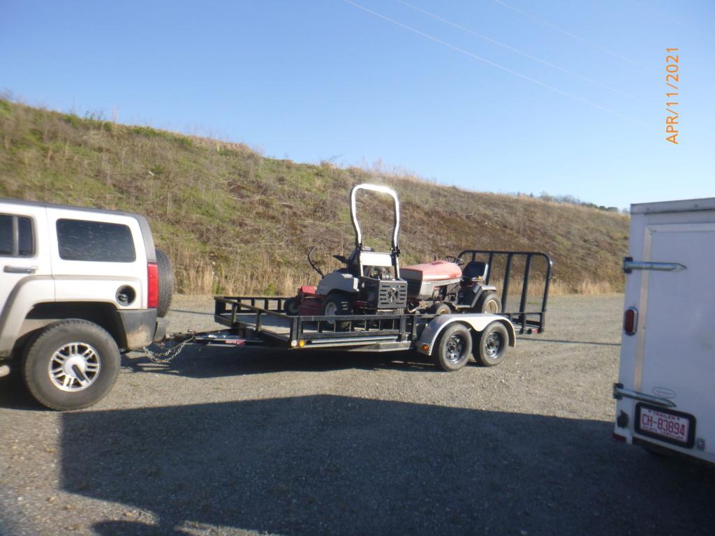 Murraymountain's Lawn Tractor Repairs 2021/2022 Season P1160126