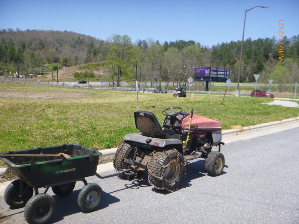 Murraymountain's Lawn Tractor Repairs 2021/2022 Season P1160127