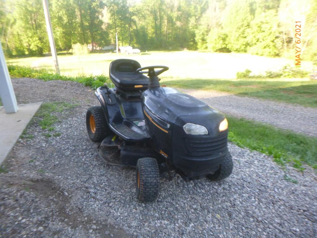 Murraymountain's Lawn Tractor Repairs 2021/2022 Season P1160315