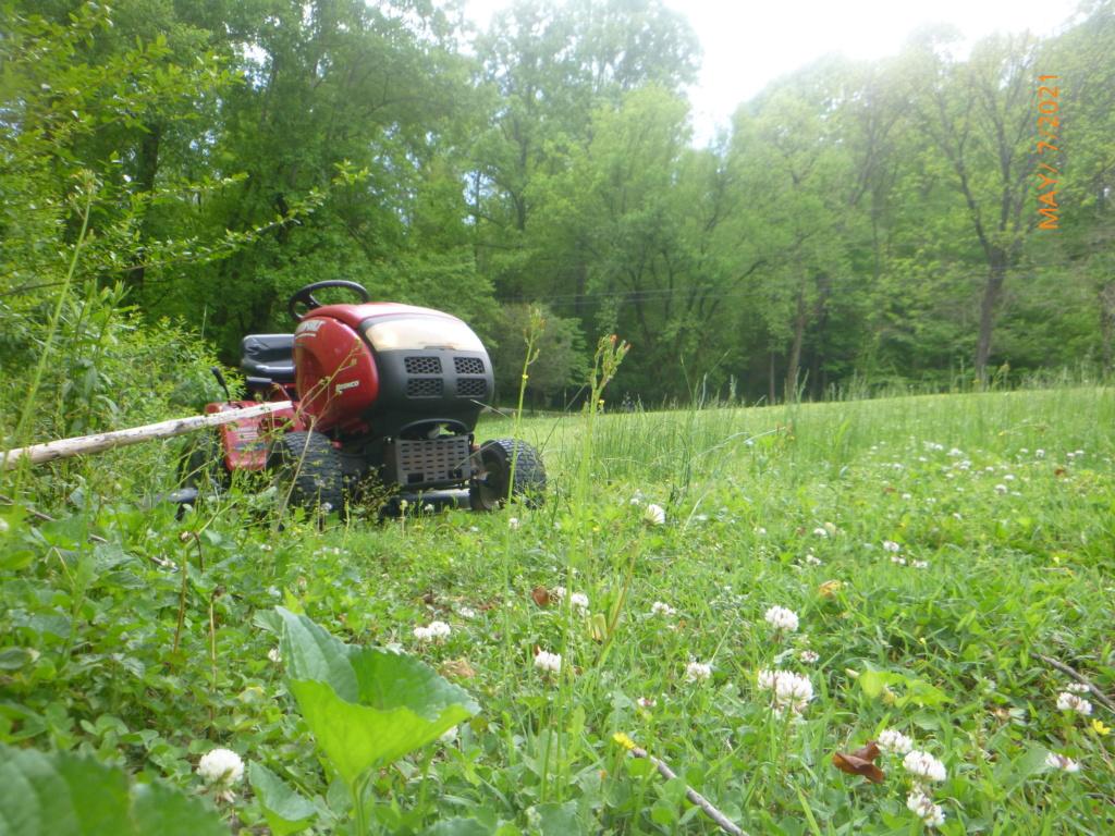 Murraymountain's Lawn Tractor Repairs 2021/2022 Season P1160317