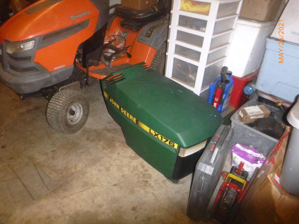 Murraymountain's Lawn Tractor Repairs 2021/2022 Season P1160418
