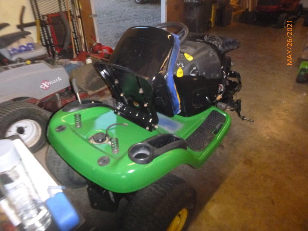 Murraymountain's Lawn Tractor Repairs 2021/2022 Season P1160420