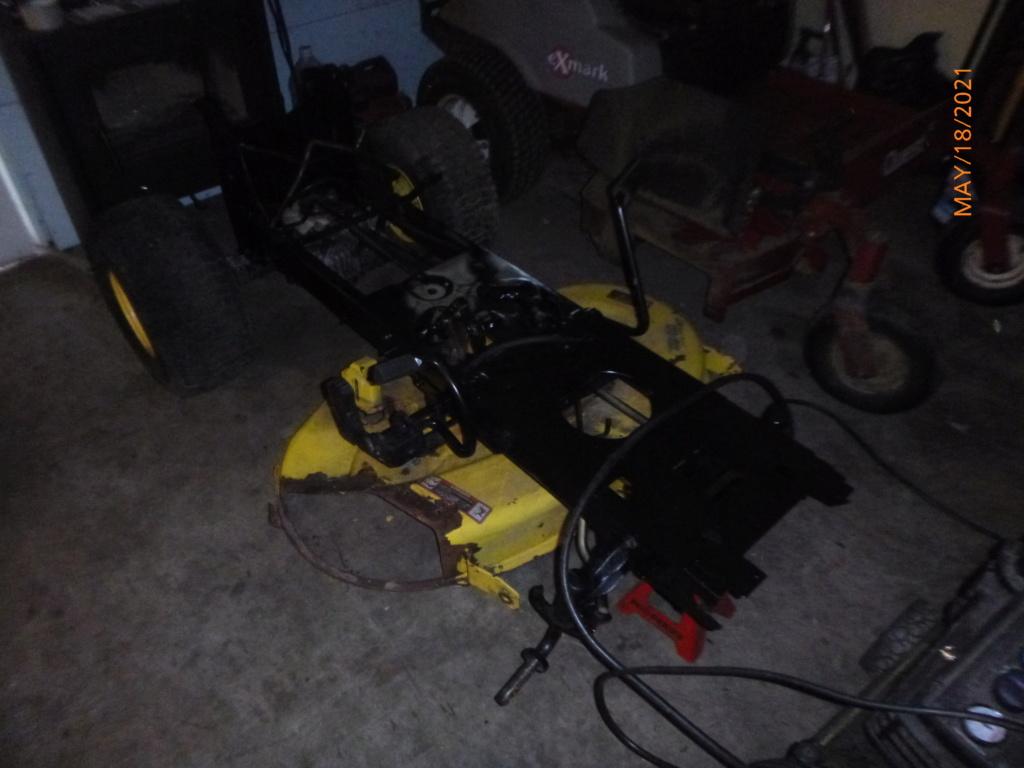 Murraymountain's Lawn Tractor Repairs 2021/2022 Season P1160430
