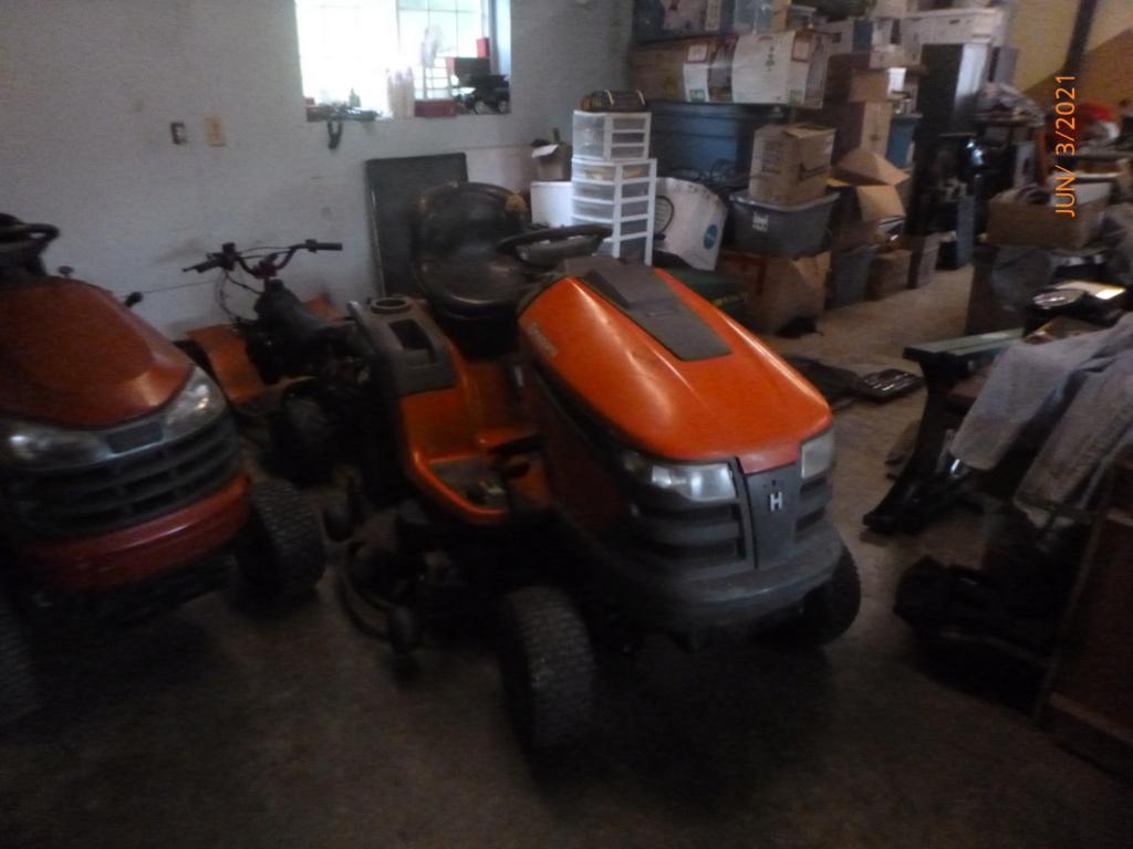 Murraymountain's Lawn Tractor Repairs 2021/2022 Season P1160434