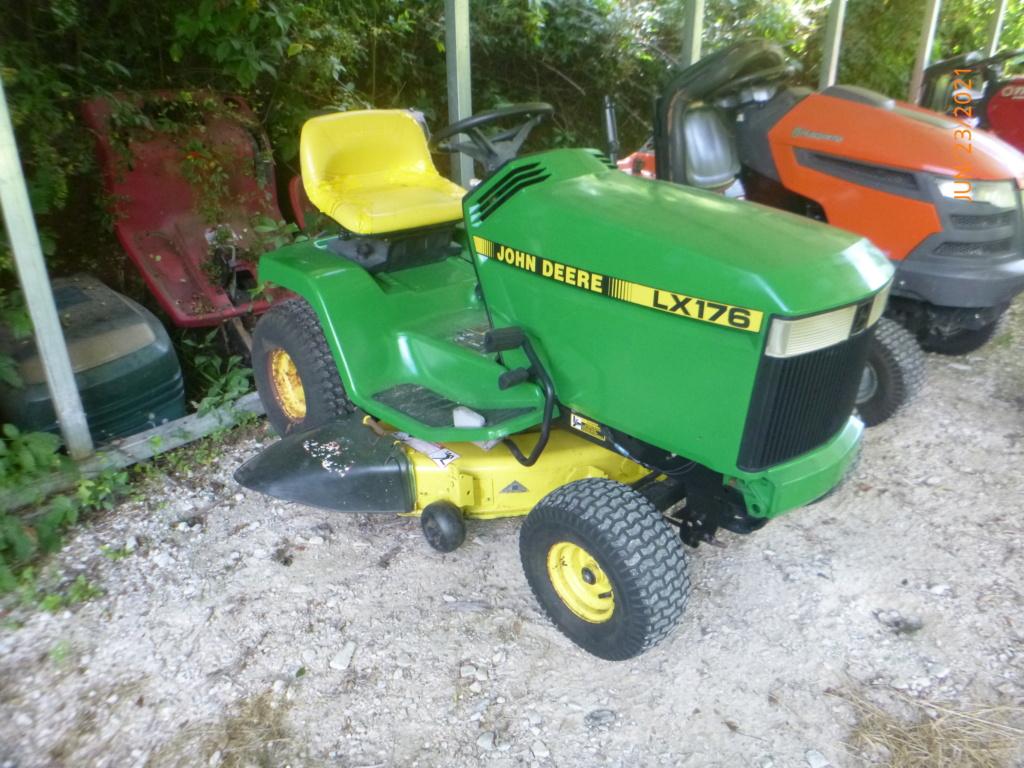 Murraymountain's Lawn Tractor Repairs 2021/2022 Season P1160515