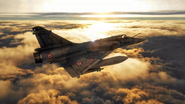 École de Simulation de Combat Aérien - DCS World - Portail 833b3010