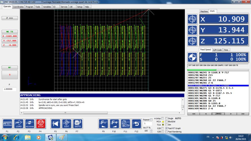 Eding CNC - configuration et utilisation - Page 3 Goto410