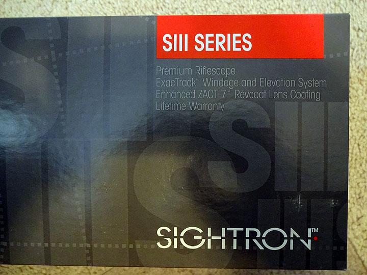 SOLD Sightron SIII SS 10-50x60 LRTD Sightr11