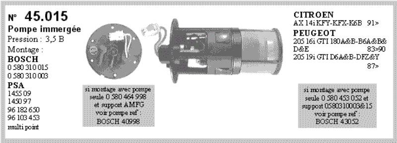 pompe à essence Modzol11