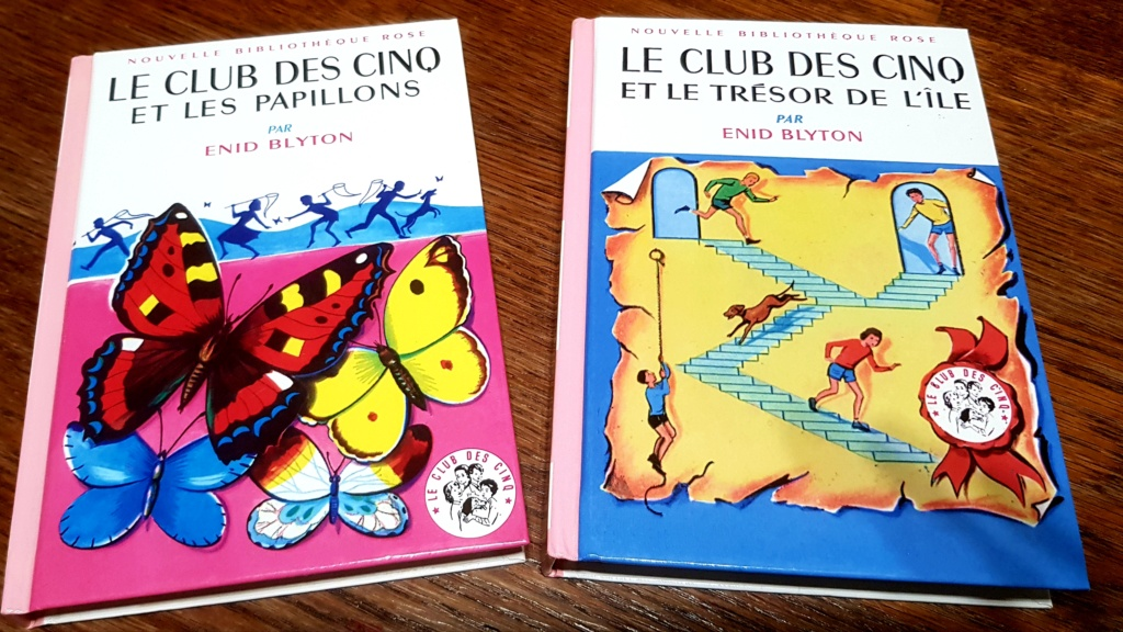 CD5 du mois : Le club des cinq et le trésor de l'île - Page 3 20201116