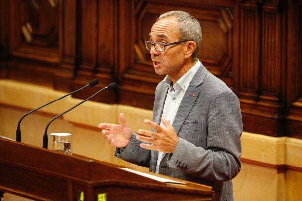 [GOVERN] Ratificació del cessament de Daniel de Alfonso com a Director de l'Oficina Antifrau de Catalunya Fullsi11