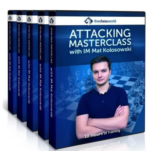 TheChessWorldCom Attacking Masterclass with IM Mat Kolosowski Attack10