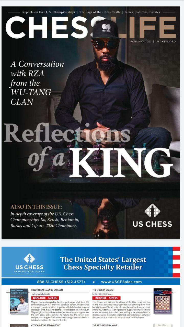 CHESS LIFE Magazines Img_2025