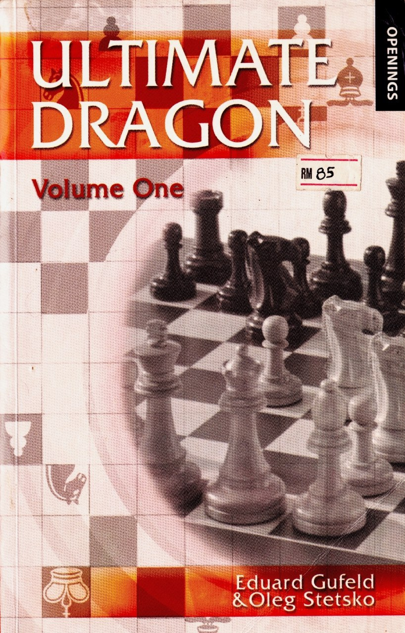 The Ultimate Dragon Volume1&2 Book by Eduard Gufeld and Oleg  Img_2033