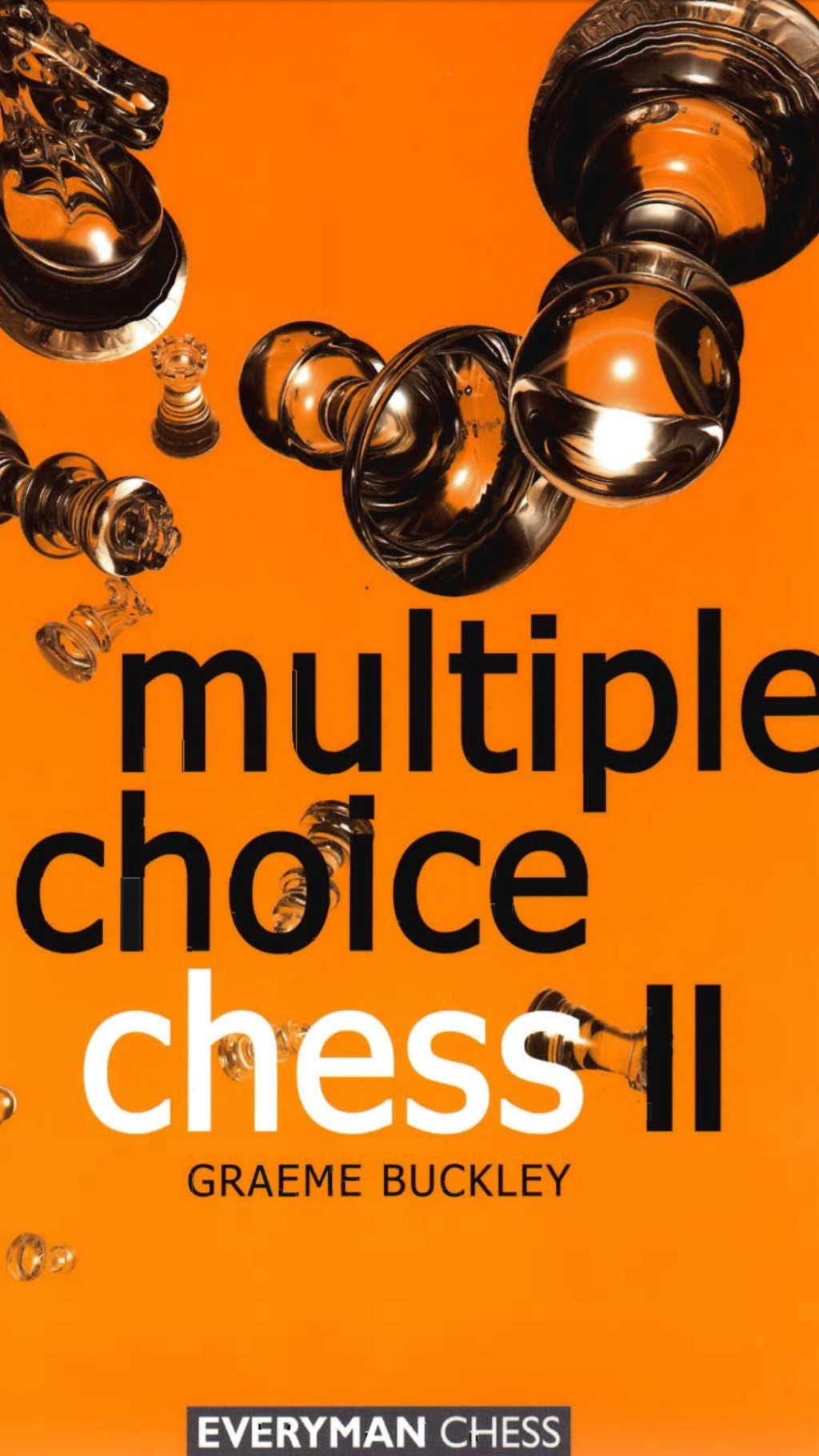 Multiple Choice Chess Volume 1 Book by Graeme Buckley  Downlo Screen14