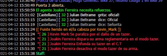 Reporte [NVVPJ-NRE] Kevin Mark. Mta_ar15