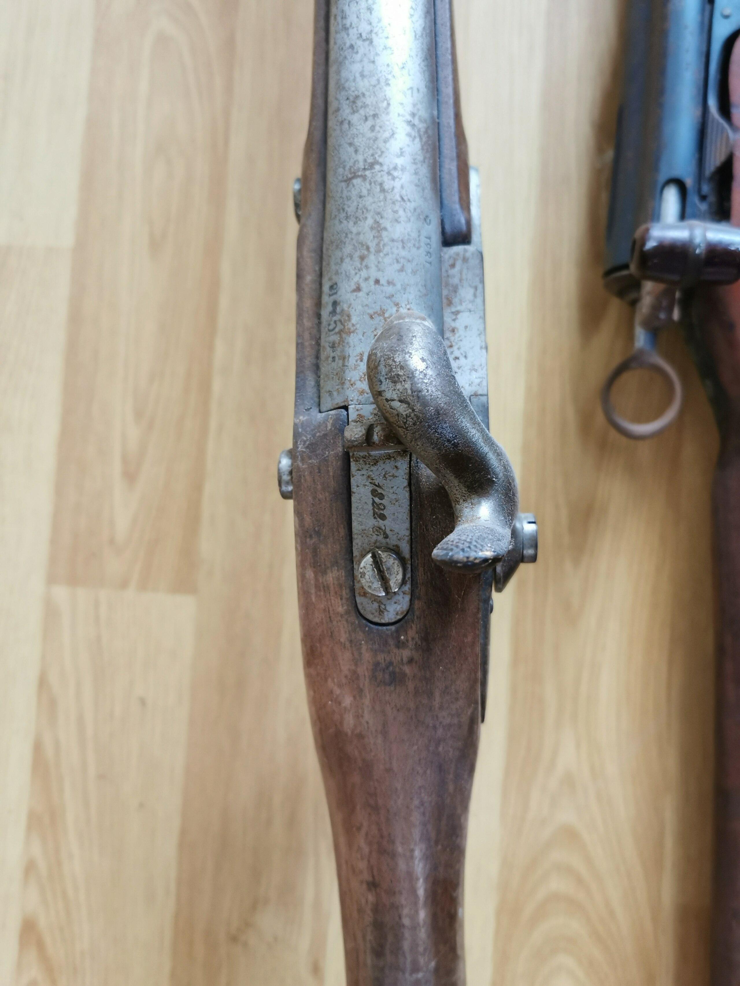 Fusil d'infanterie Modèle 1822 — T ou T BIS ??! Img_2025
