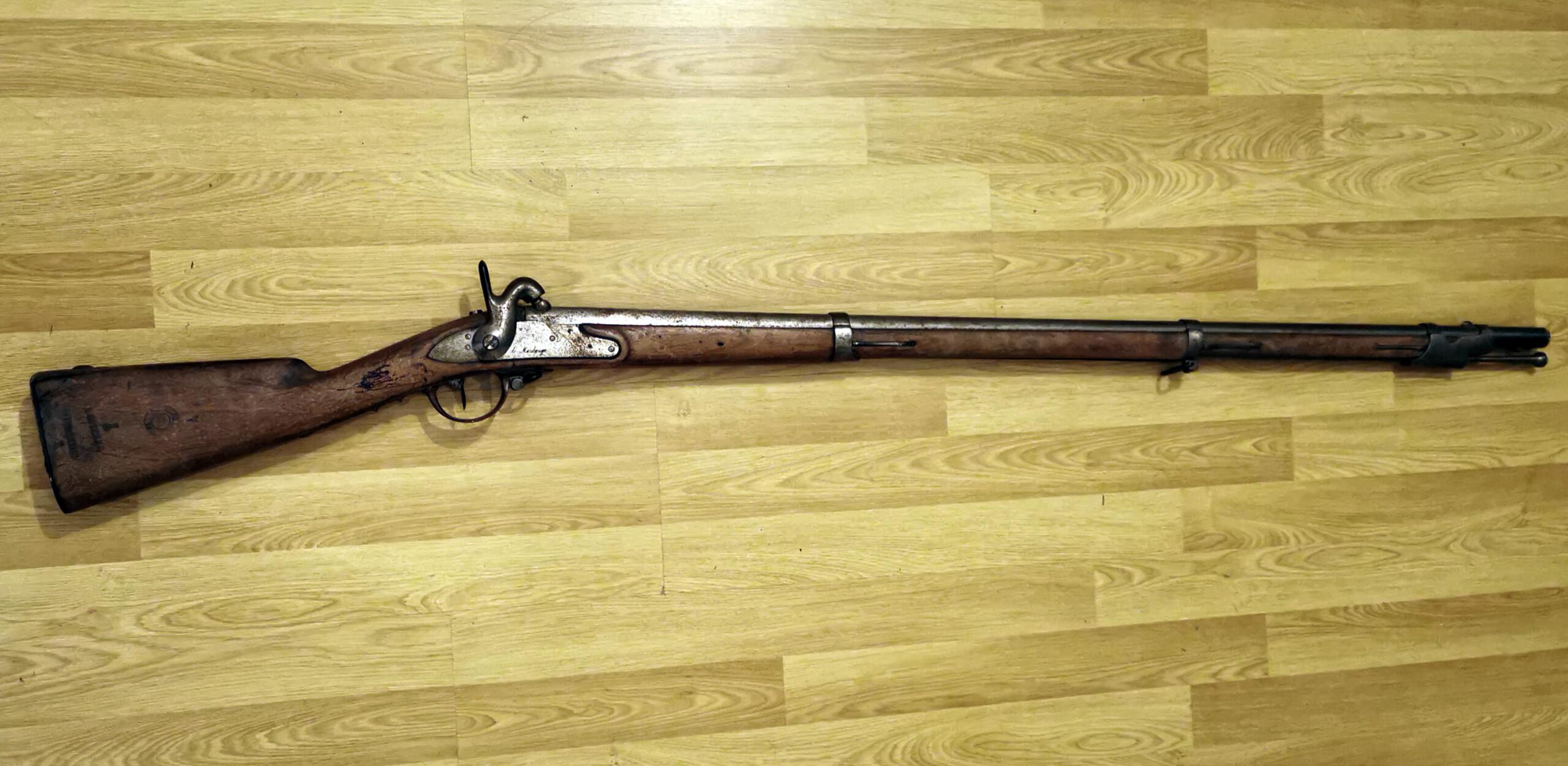 Fusil d'infanterie Modèle 1822 — T ou T BIS ??! Img_2027