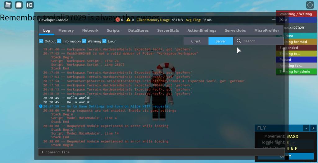 Copy map bug  Roblox14