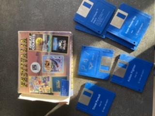 [ECH] Jeux Atari ST  7d9dd810
