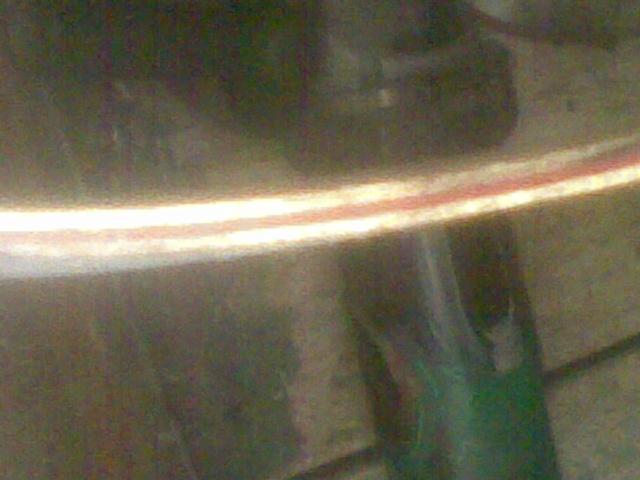 réparation d'un eguus de samic 11042013