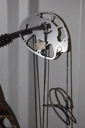 fabrication cordes arc à poulie Dsc_3211