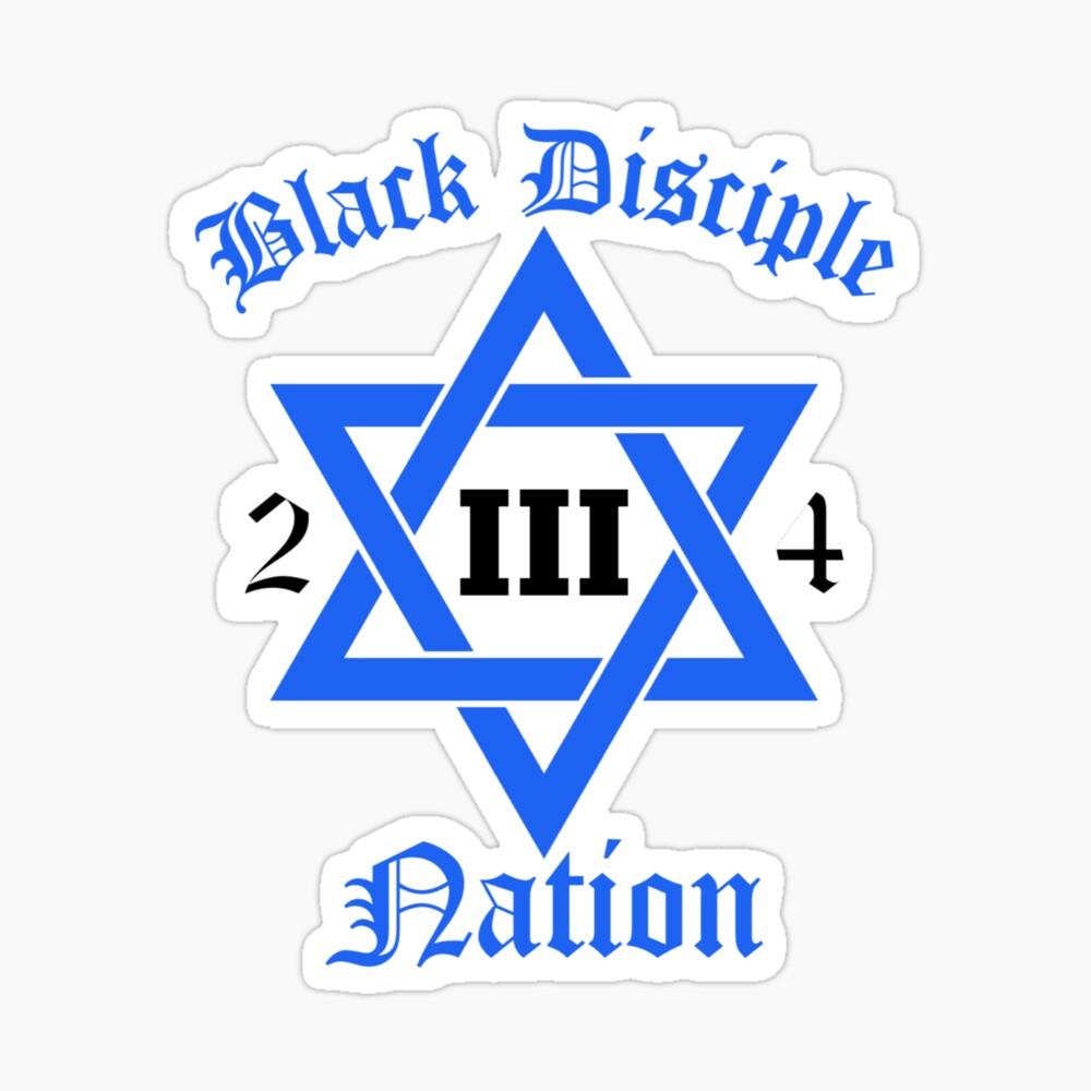 Black Disciples (BD's) K0m811