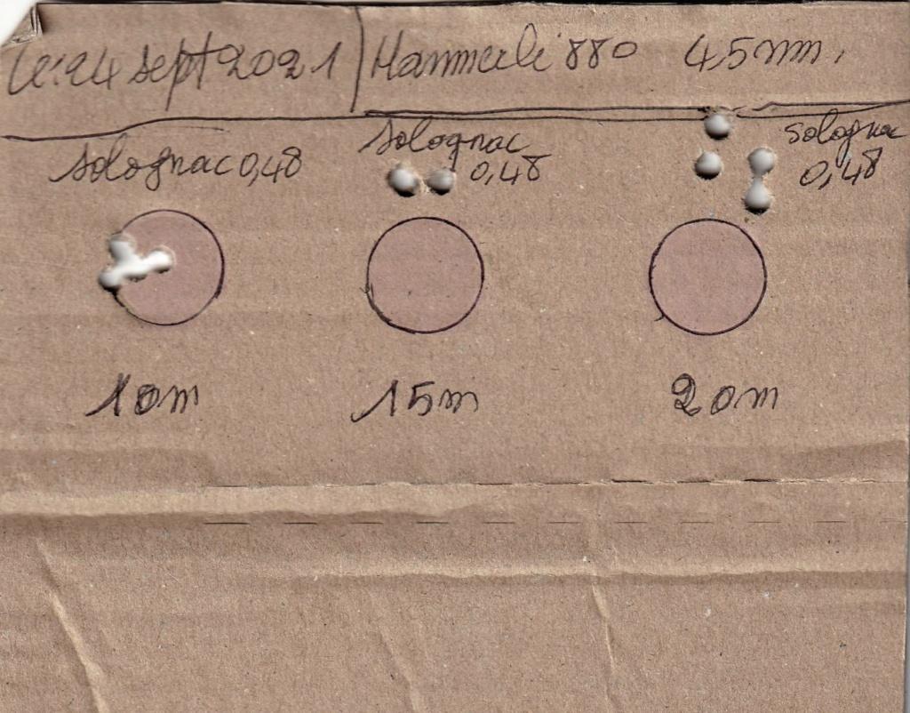 Hammerli 880 16 joules , avec lunette 4x32 Img_2012