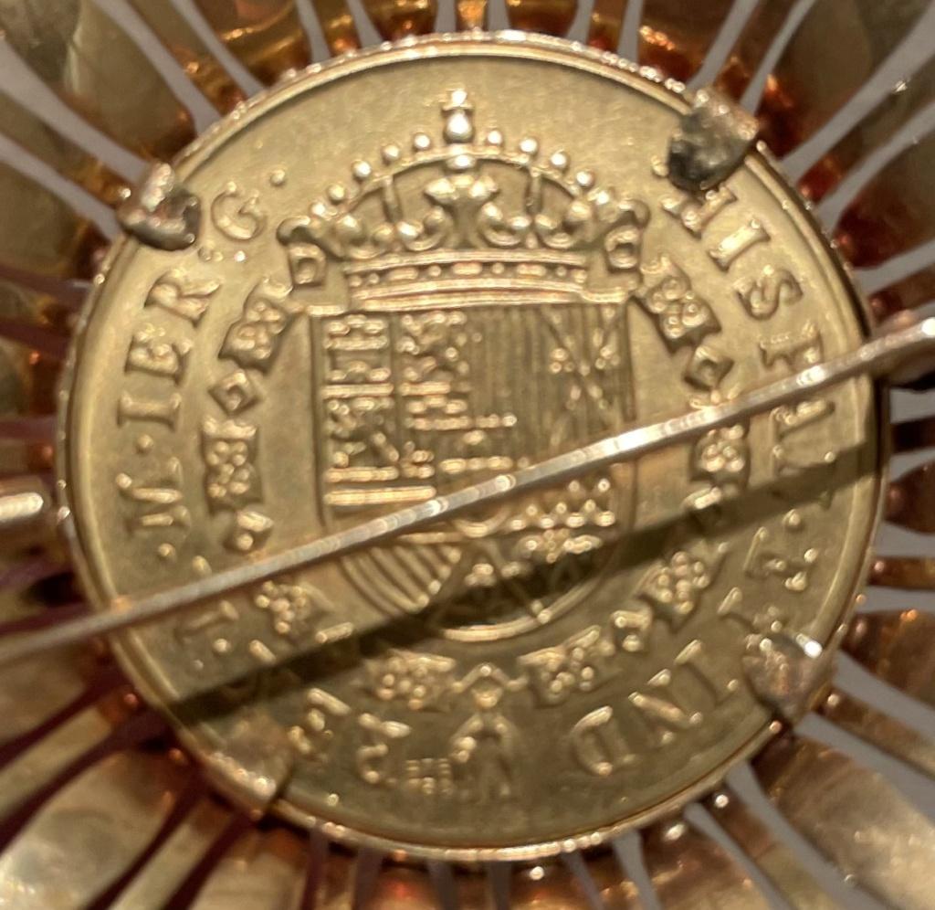 Moneda oro Alfonso XII sin fecha ni valor 5b5f2110