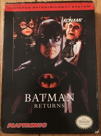 [Dossier] Master List NES Brazil (Playtronic)  Batman14