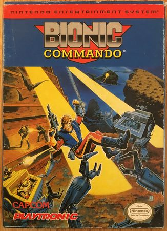 [Dossier] Master List NES Brazil (Playtronic)  Bionic10