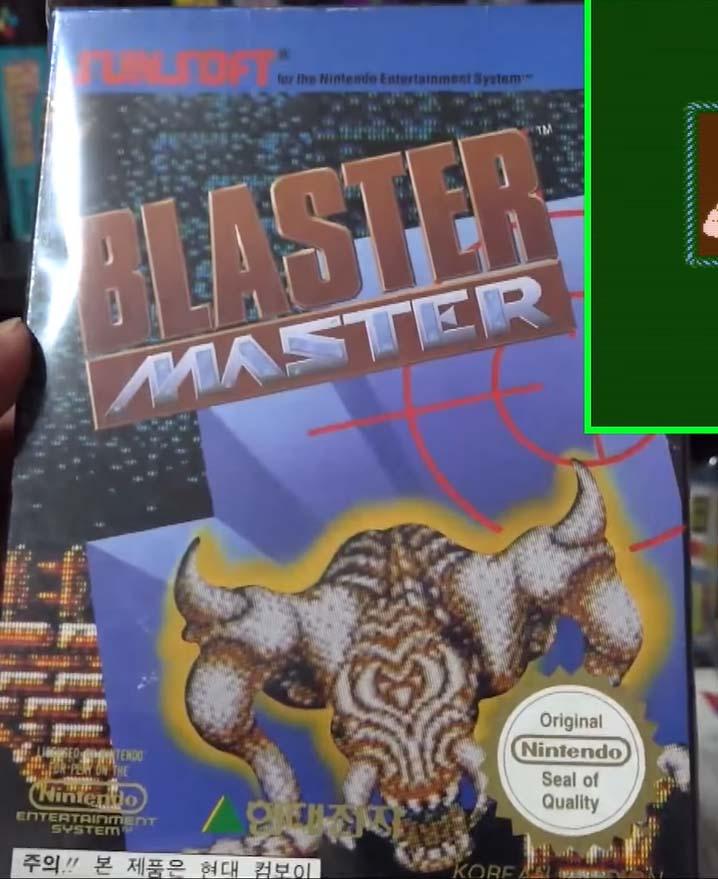 [Dossier] Master List NES Korean (COMBOY) Blaste10