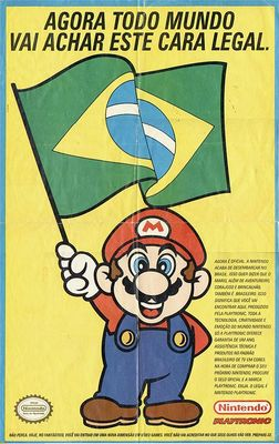 [Dossier] Master List NES Brazil (Playtronic)  Cartaz11