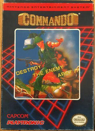 [Dossier] Master List NES Brazil (Playtronic)  Comman10