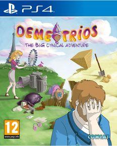 [Dossier] Les jeux d'aventure & point and click sur console (version boite) Demetr10