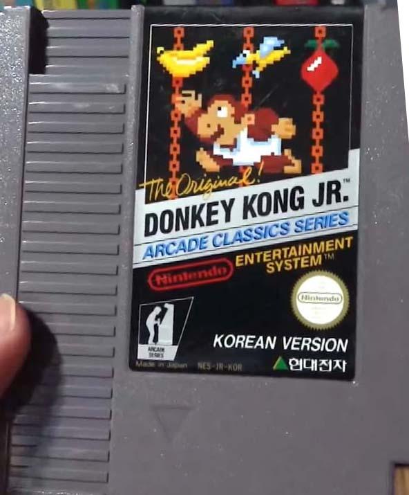 [Dossier] Master List NES Korean (COMBOY) Donkey10