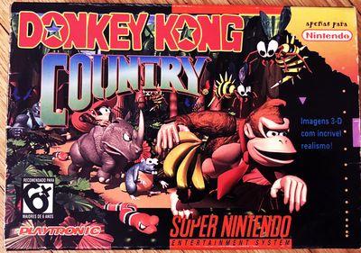 [Dossier] Master List SNES Brazil (Playtronic / Gradiente) Donkey11