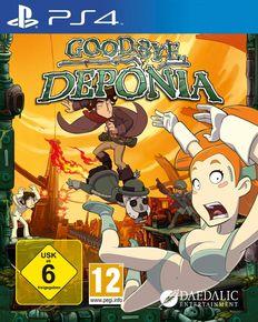 [Dossier] Les jeux d'aventure & point and click sur console (version boite) Goodby10