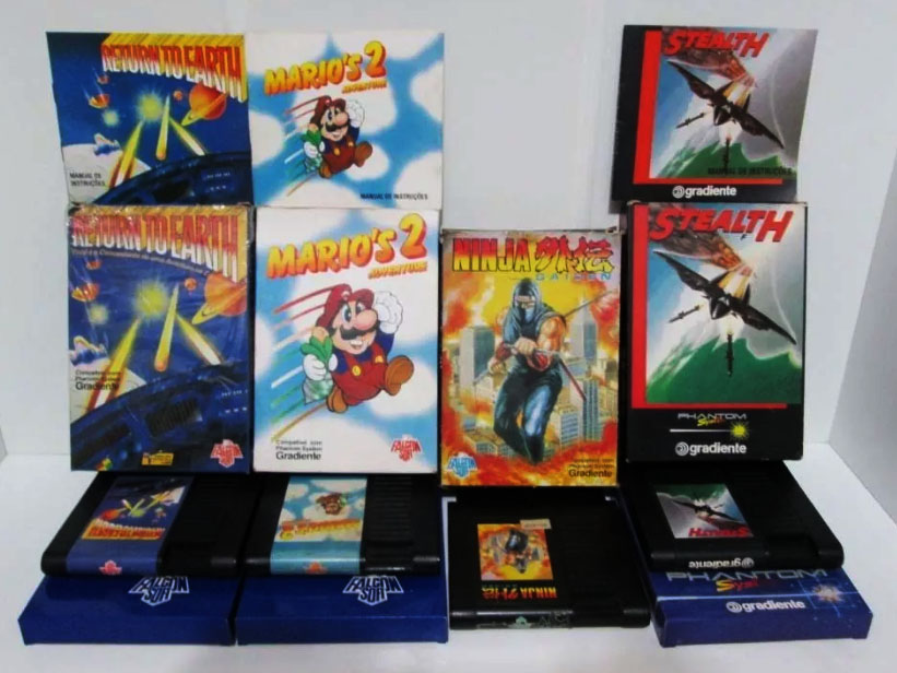 [Dossier] Master List NES Brazil (Playtronic)  Gradie13