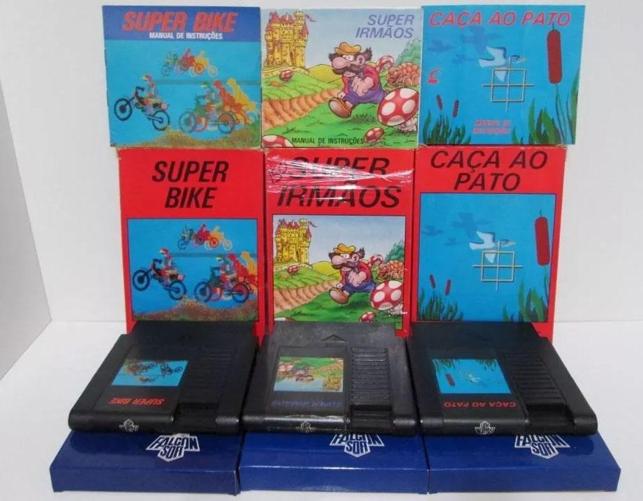 [Dossier] Master List NES Brazil (Playtronic)  Gradie14