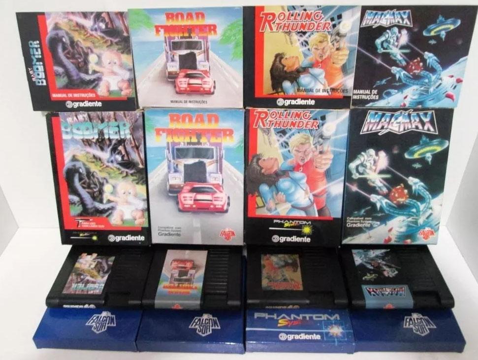 [Dossier] Master List NES Brazil (Playtronic)  Gradie15