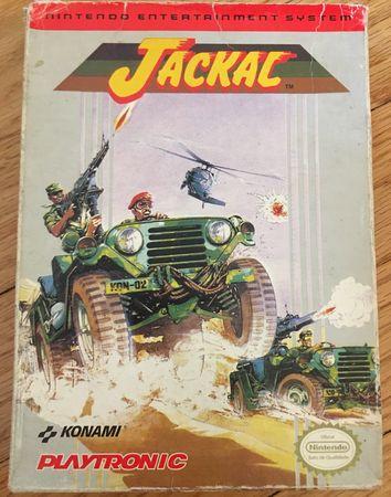 [Dossier] Master List NES Brazil (Playtronic)  Jackal10