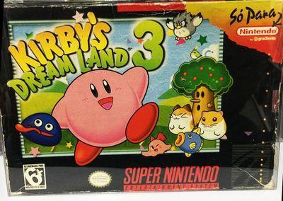 [Dossier] Master List SNES Brazil (Playtronic / Gradiente) Kirby_12