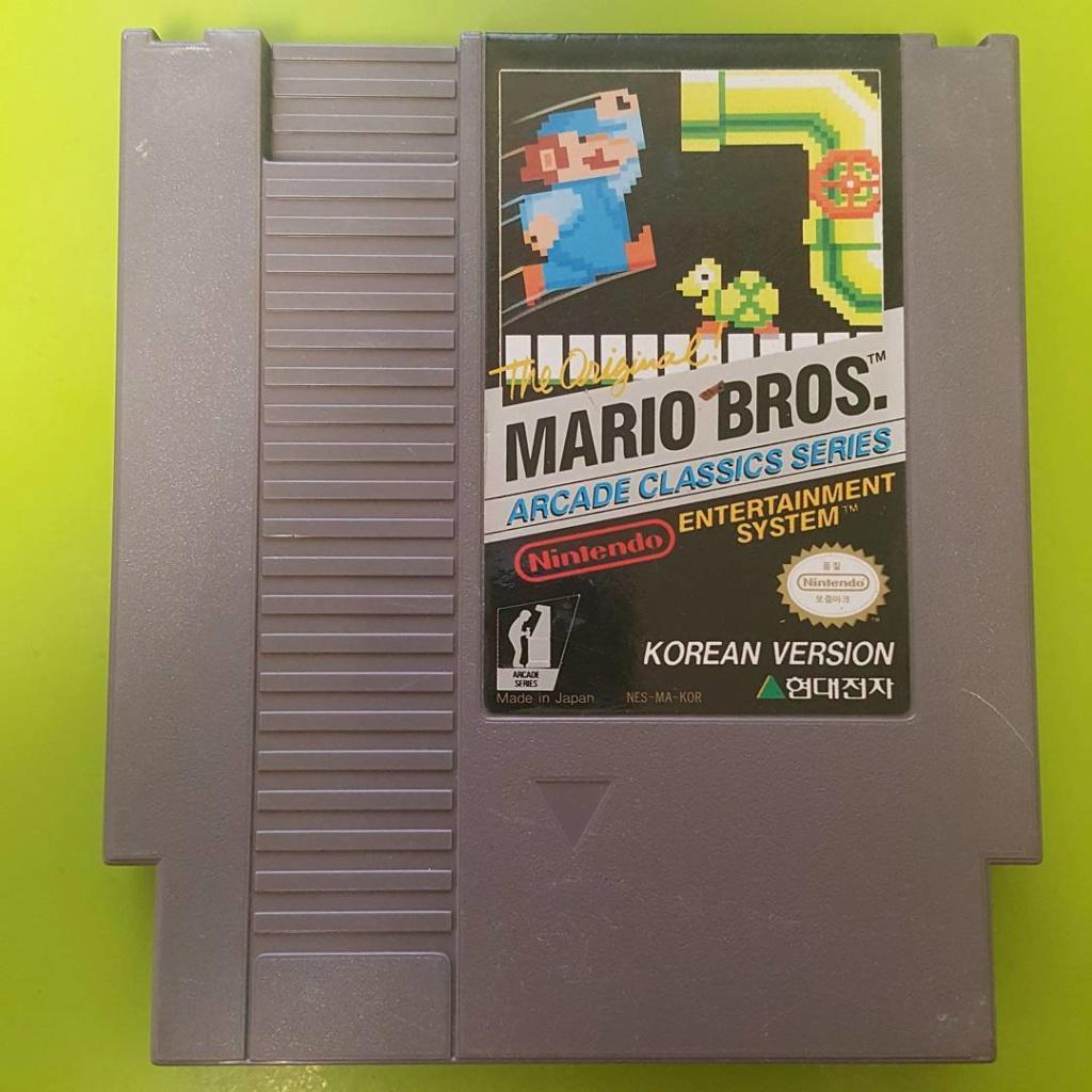 [Dossier] Master List NES Korean (COMBOY) Marios10