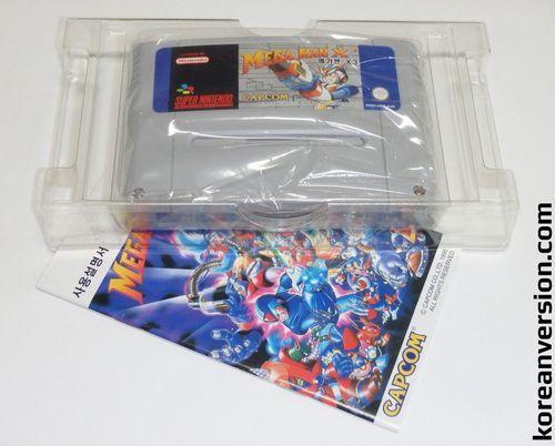 [Dossier] Master List SNES Korean (SUPER COMBOY) Megama12